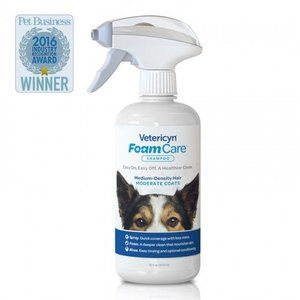 Vetericyn FoamCare High Denisty Shampoo For Dogs
